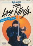Last Ninja, The (Nintendo Entertainment System)